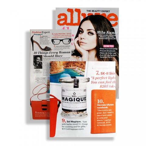 Allure - Press