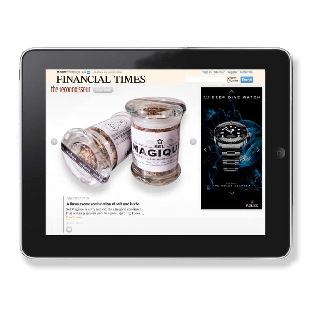 Financial Times - Press