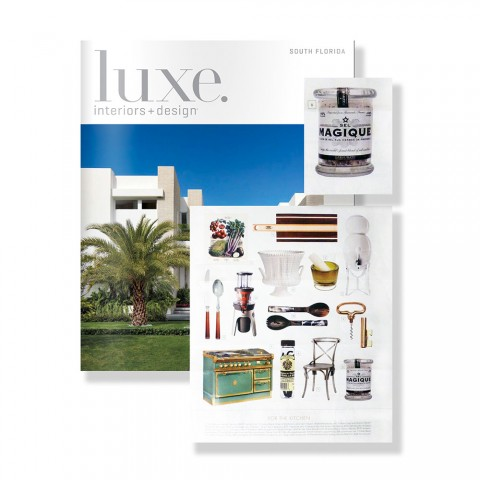 Luxe - Press