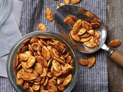 Magique Roasted Pumpkin Seeds