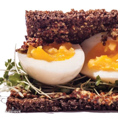 7-Minute Eggs Magique