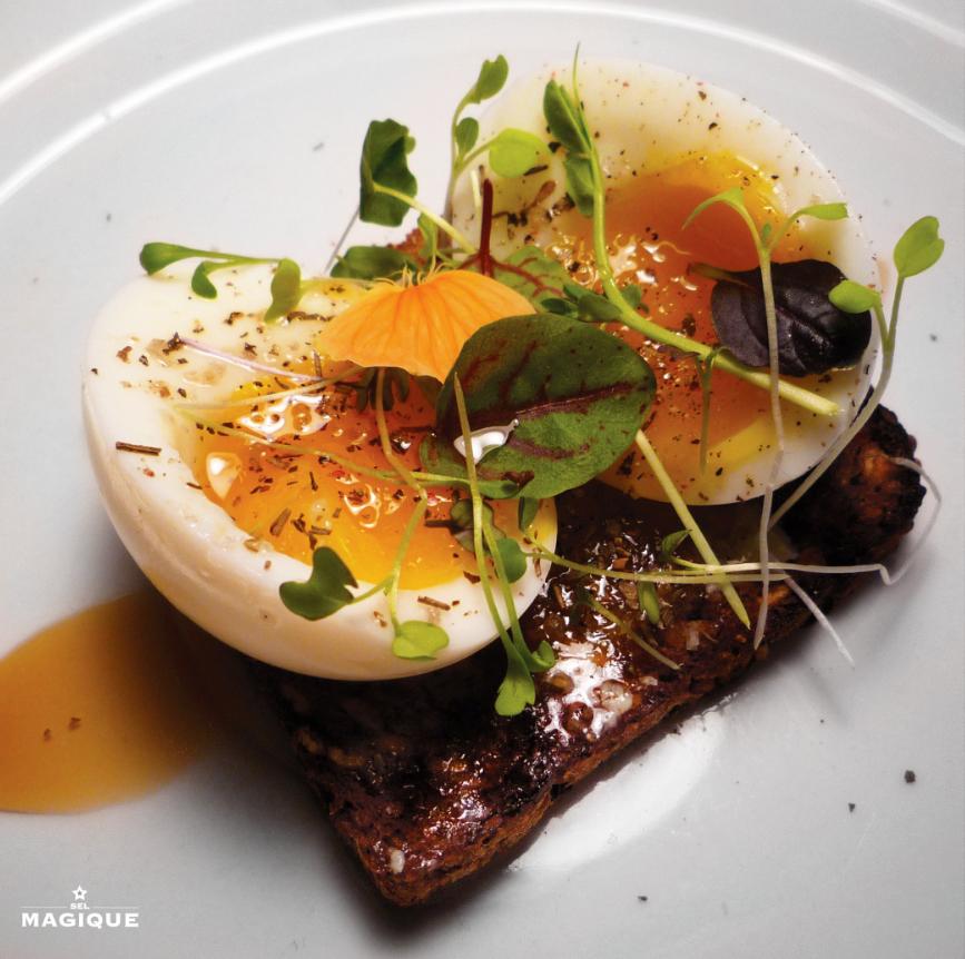 eggs magique