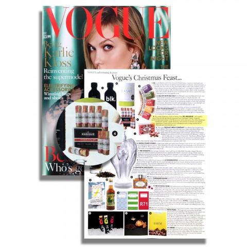Vogue - Press