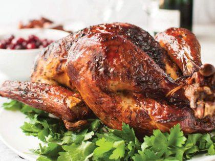 Dry Brine Turkey Rub
