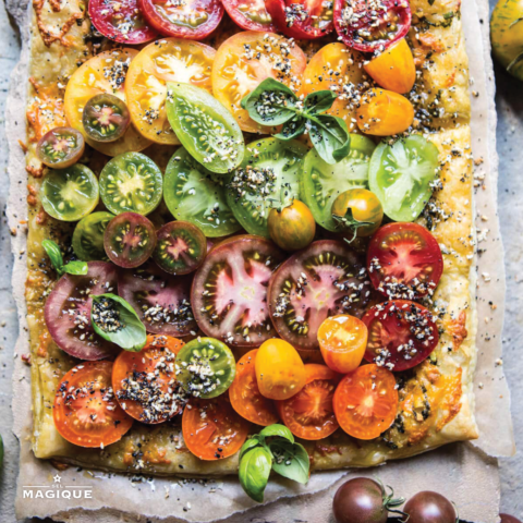 HEIRLOOM FLATBREAD