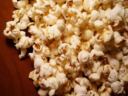 7-Minute Popcorn Magique